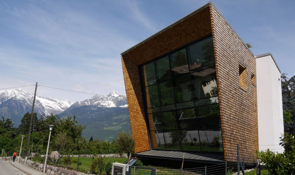 7 эко-домов с фасадами из дранки — варианты 7 стран