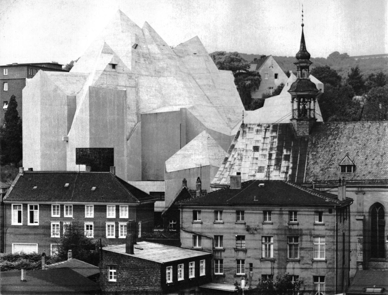 архитектура, брутализм