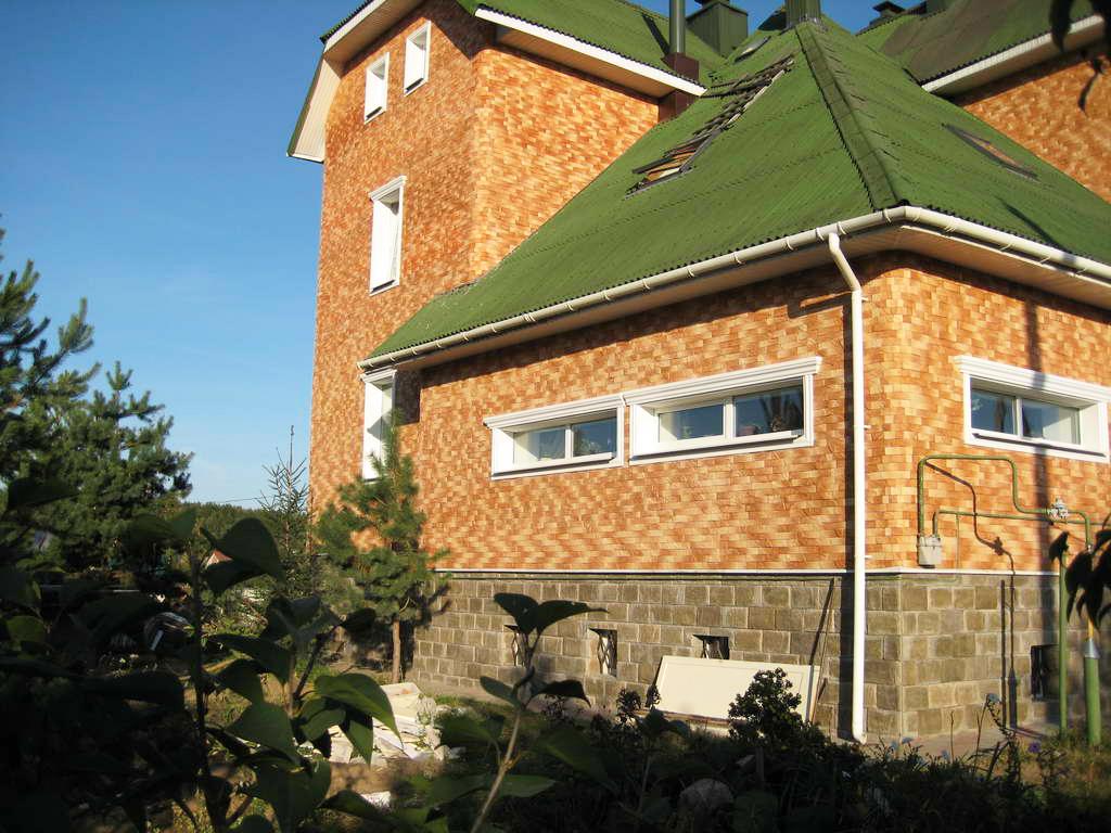 Декоративный камень по цене штукатурки: секрет успеха нового фасадного материала