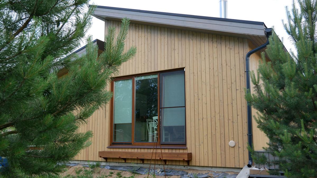 проект каркасного дома минск