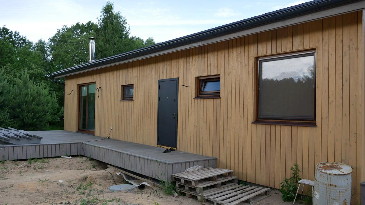 проект бюджетного дома минск