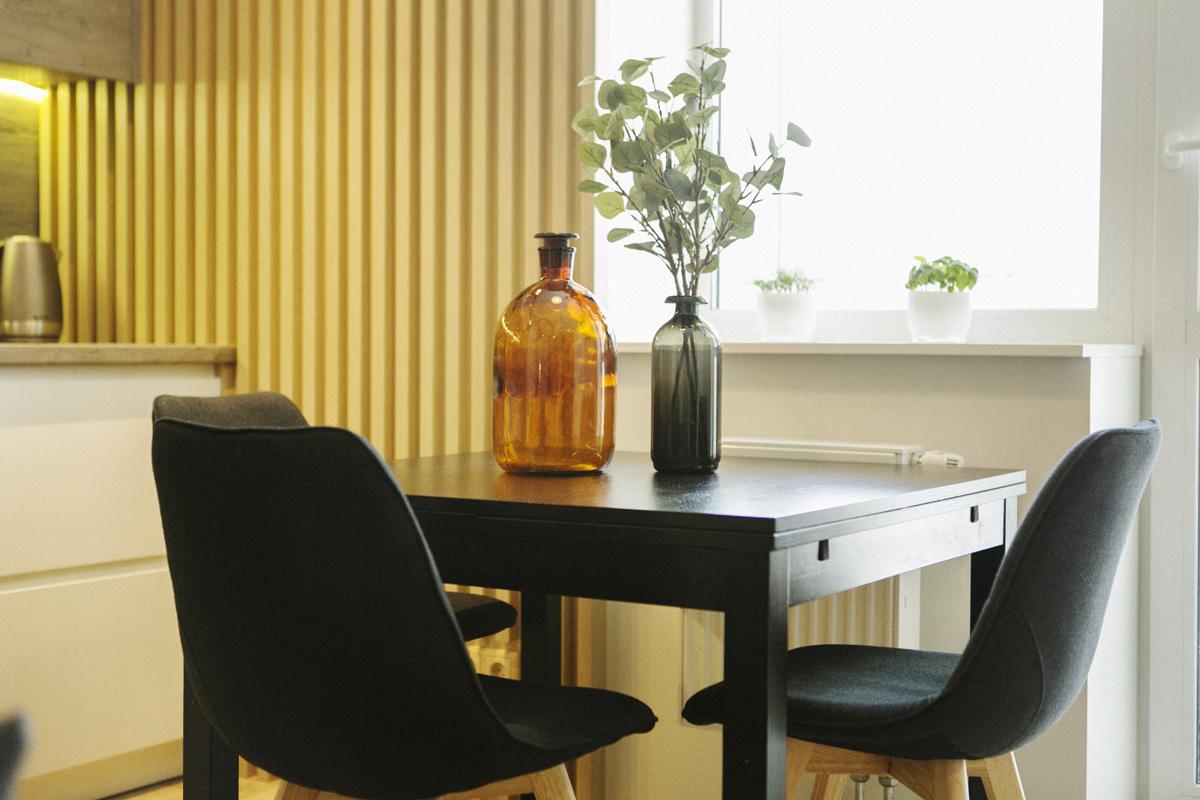 «Мишки на севере». Нордический дизайн квартиры от ZROBYM architects