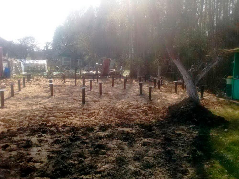 каркасный дом строительство минск
