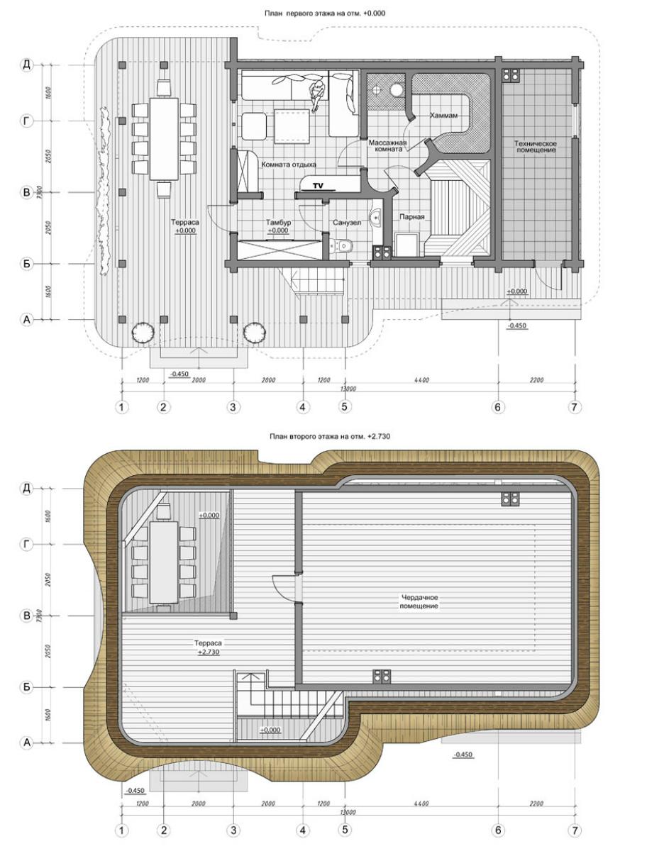 Бионическая баня под камышом: оздоровительный комплекс для семьи с 5 детьми