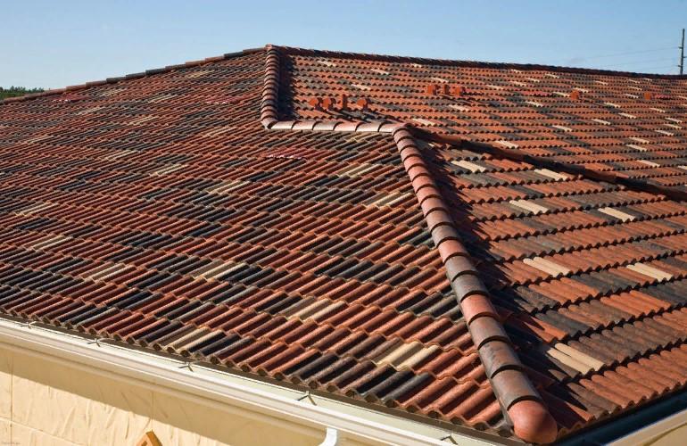 Качественный материал для крыши дома