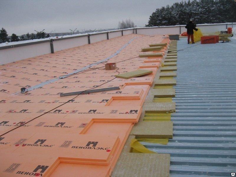 Выбор утеплителей для крыши