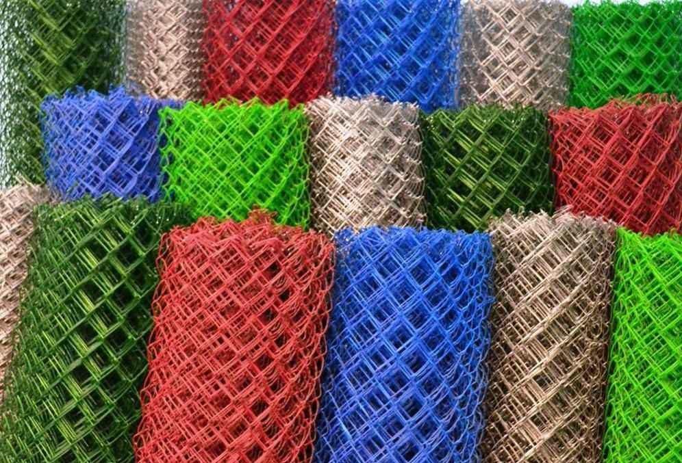 Разновидности и выбор сетки-рабицы