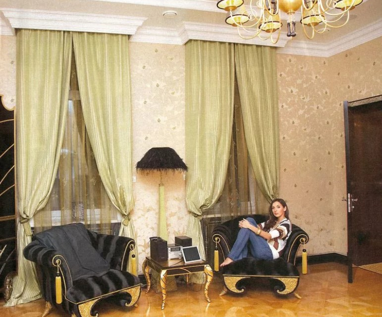 6 домов певицы Алсу: где живет участница Евровидения