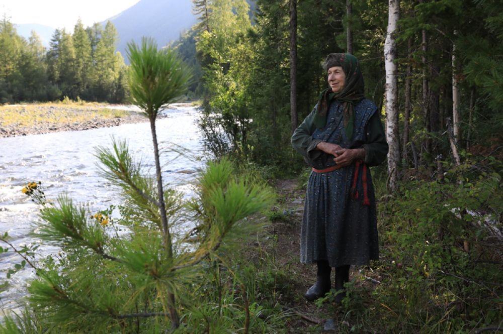 Как сейчас живет знаменитая отшельница Агафья Лыкова