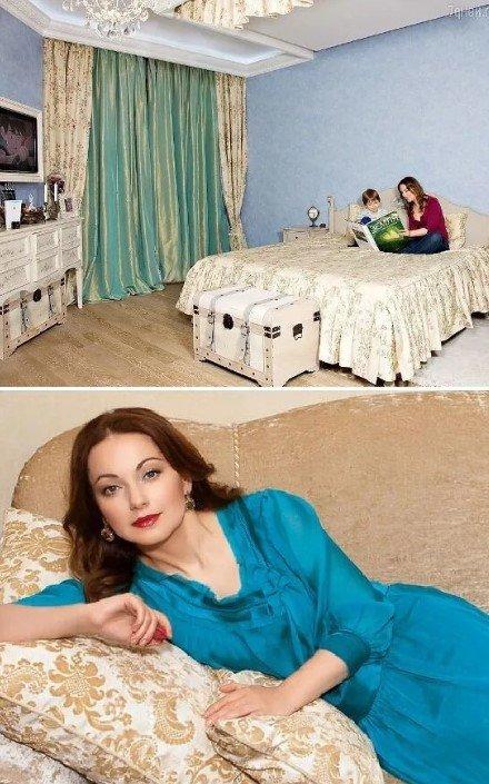 Как выглядит уютная квартира актрисы Ольги Будиной?