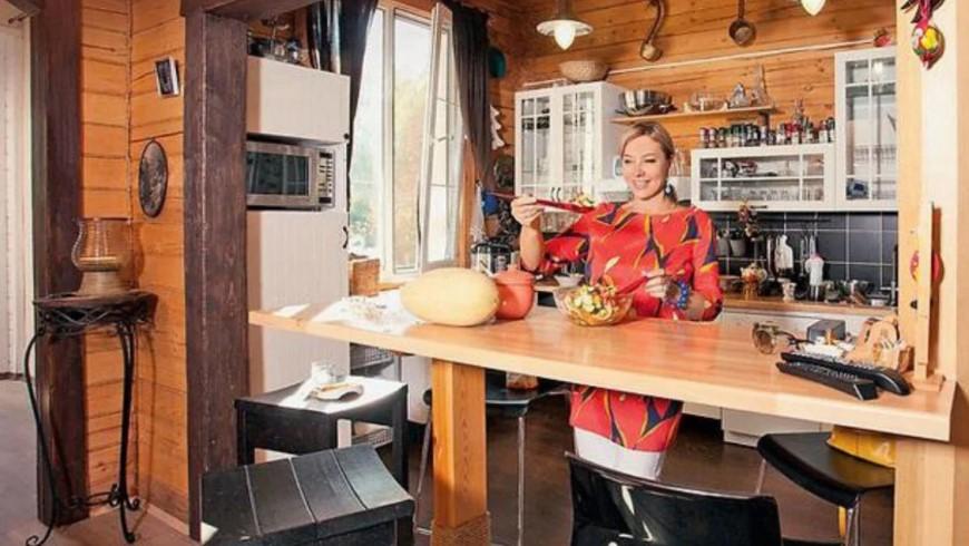 Роскошное жилье Арины Шараповой