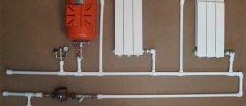 6 недостатков полипропиленовых труб для отопления