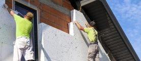 Как выбирать утеплитель для наружных стен дома