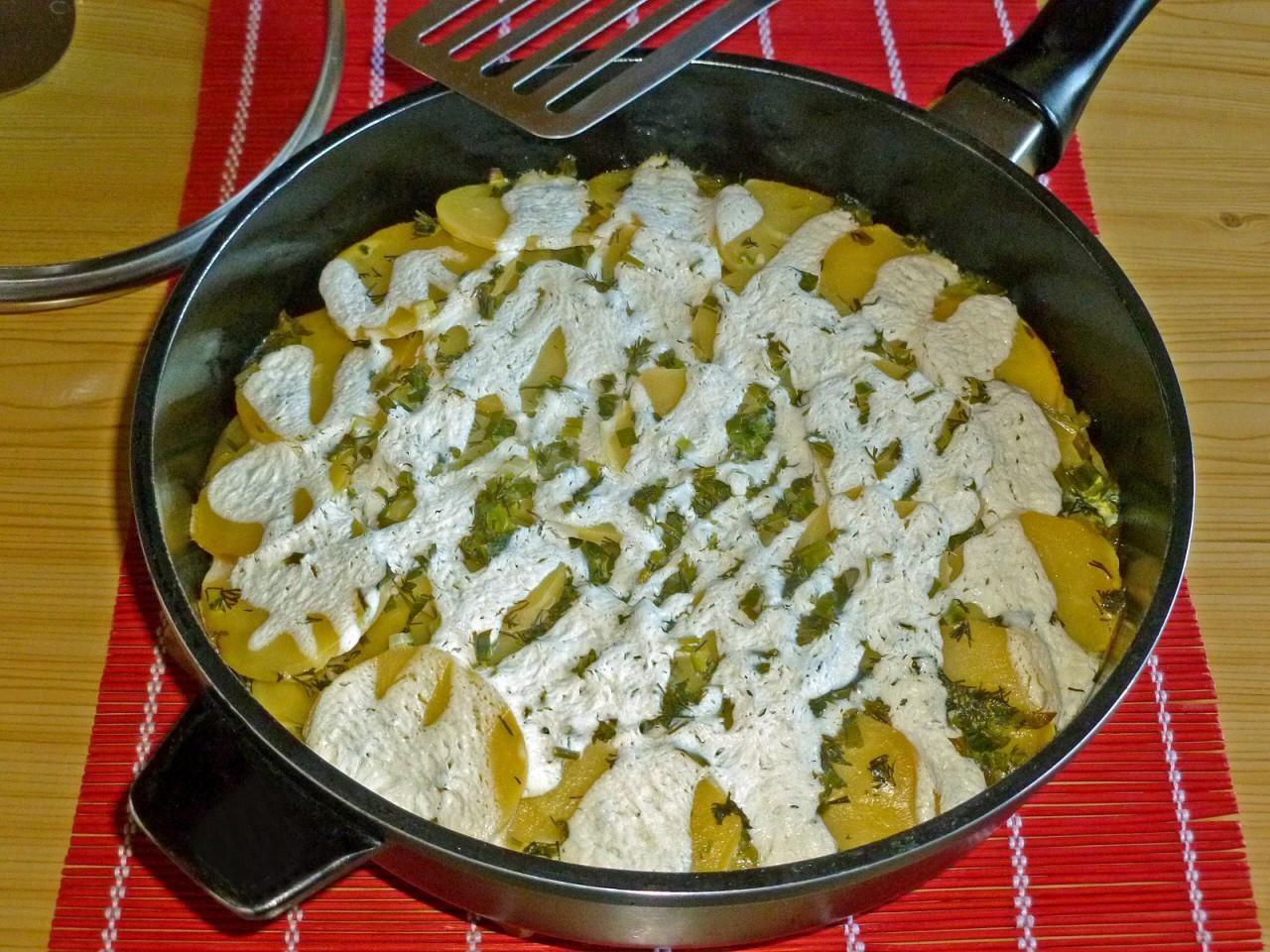3 простых и вкусных рецепта блюд из картофеля