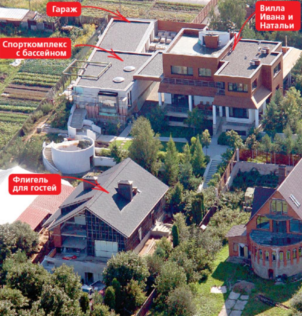 Топ-3 знаменитых телеведущих: в каких домах и квартирах они живут