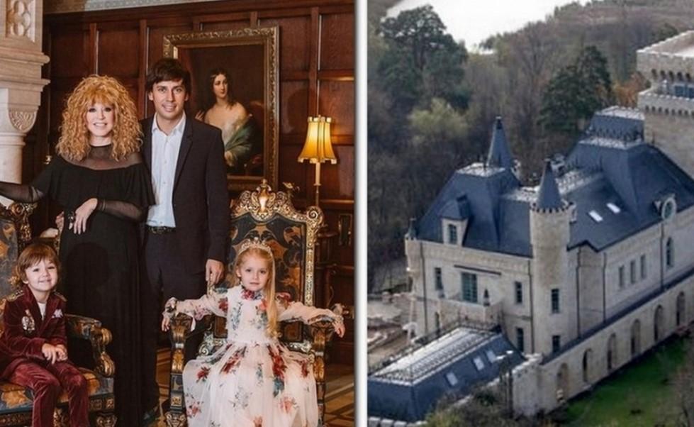 Где живет Примадонна и ее семья