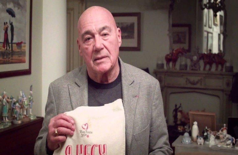Квартира известного телеведущего Владимира Познера