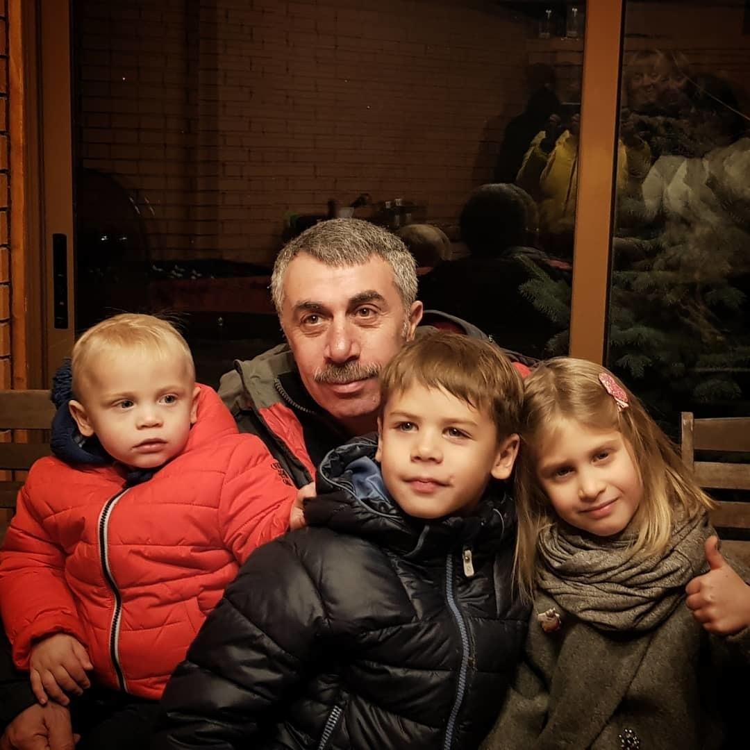 Дома доктора Комаровского: где живет известный детский врач