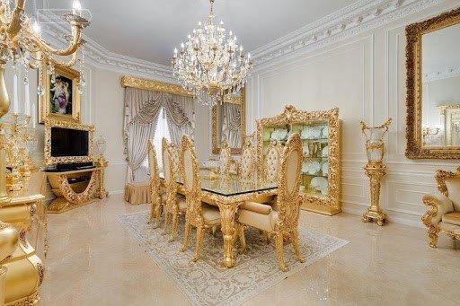 Вся недвижимость Алексея Улюкаева