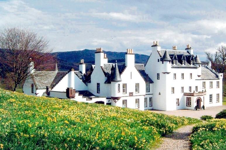 Дом Владимира Лисина в Шотландии