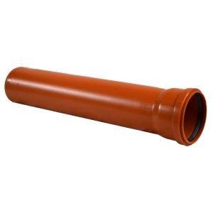 Трубы ПВХ 160: свойства материала и особенности использования