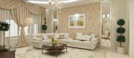 Гостиная в частном доме: особенности комнаты, какой стиль оформления выбрать