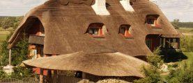 Соломенная крыша: новая мода на старую технологию