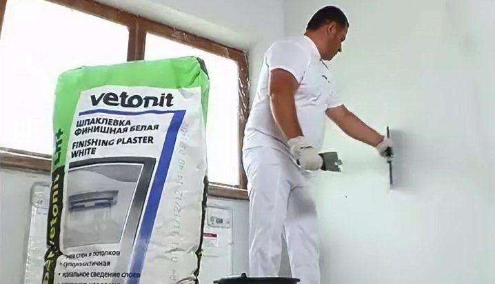 Vetonit LR (20 кг): особенности шпаклевки, ее плюсы и минусы