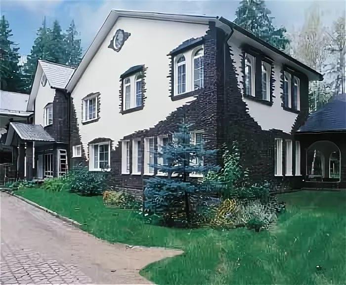 Дома, где любит отдыхать Ирина Аллегрова