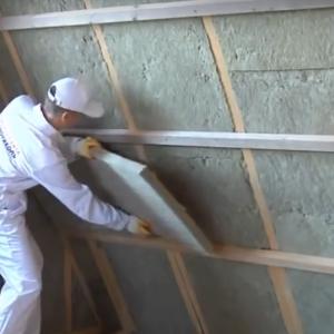 Утеплитель для стен дачного домика: разновидности, особенности выбора