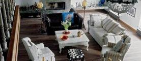 Экскурсия в поиске разных стилей: дом Ирины Хакамады