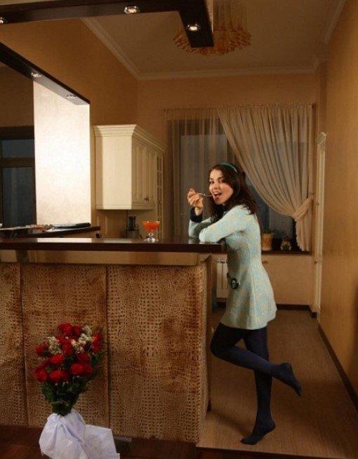 Райский уголок в итальянском стиле: где живет Сати Казанова