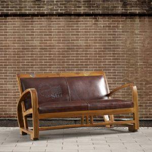 Как правильно подобрать диван в стиле лофт