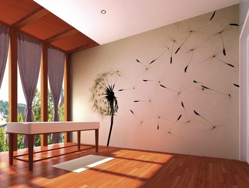 Интересные идеи для дизайна стен