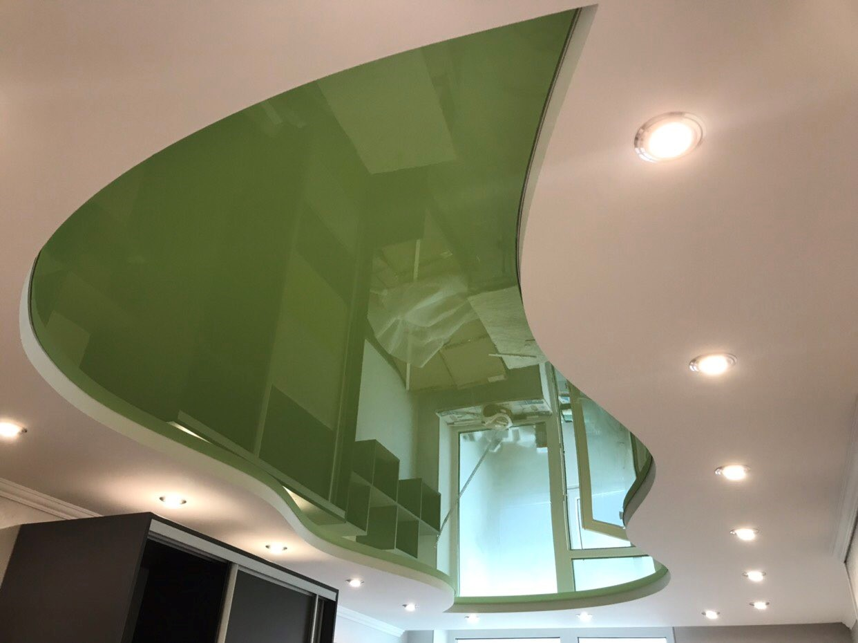 Критерии выбора разных видов натяжных потолков