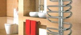 Как выбрать полотенцесушитель для ванной