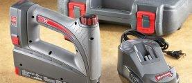По каким критериям следует выбирать строительный степлер