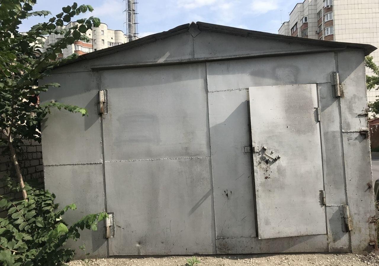 Как поднять металлический гараж
