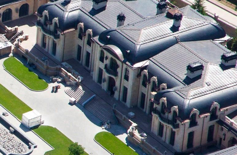 Шикарная недвижимость, принадлежащая братьям Роттенберг