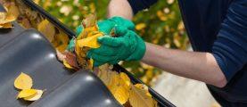 Как почистить водосток своими руками