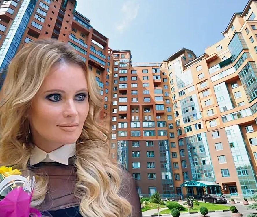 Где живет Дана Борисова, после реабилитации