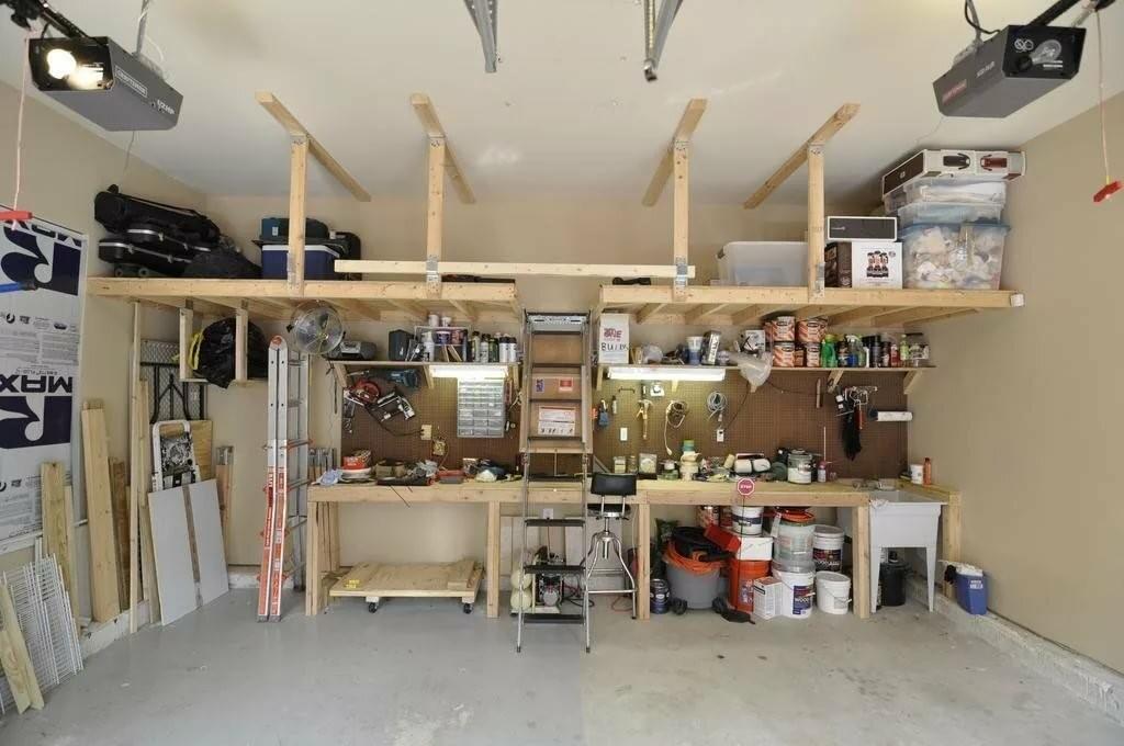 Мужское царство: как правильно оформить гаражное помещение