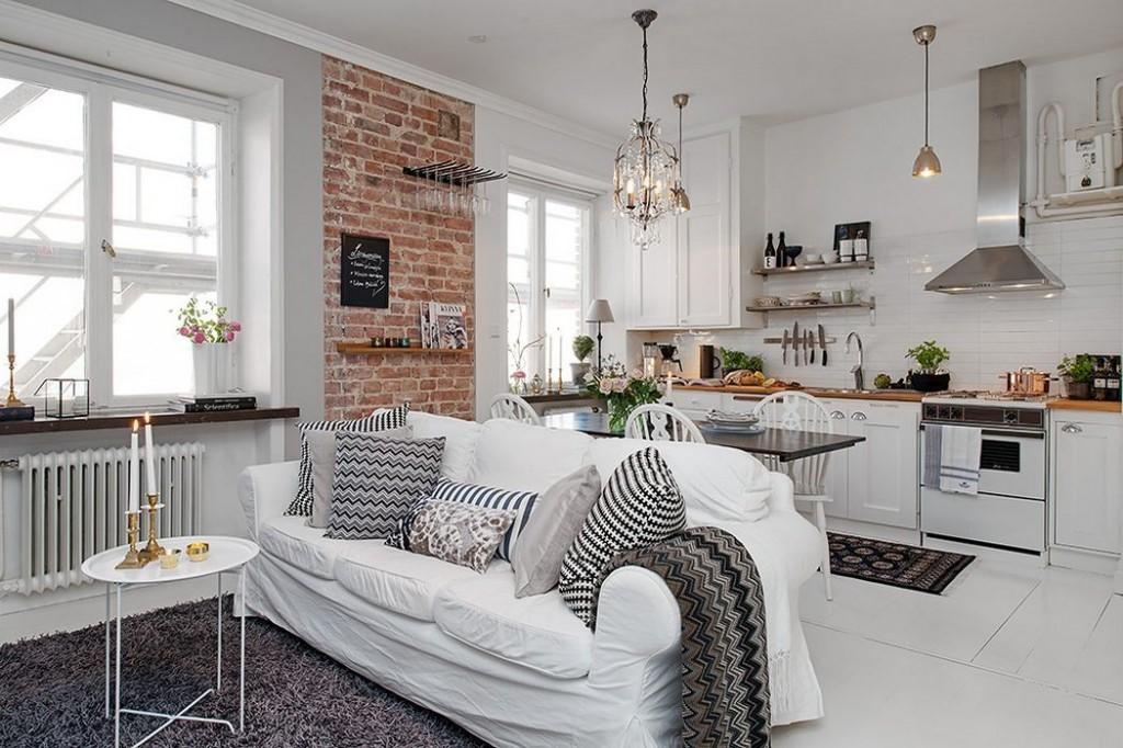 Кухня-гостиная: какой стиль выбрать