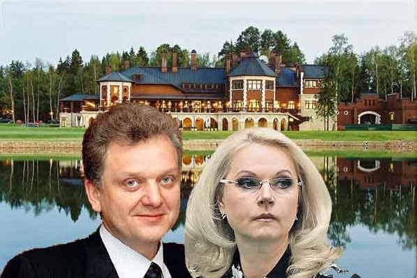 Какой недвижимостью владеют чиновники Голикова и Христенко