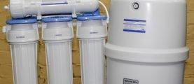 Какой фильтр под мойкой сделает воду чистой и приятной