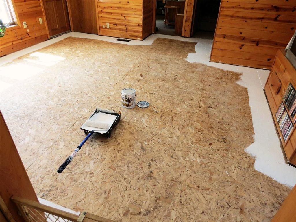 Чем покрасить ОСБ-плиты внутри дома и снаружи
