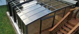 Технические характеристики и сфера применения монолитного поликарбоната