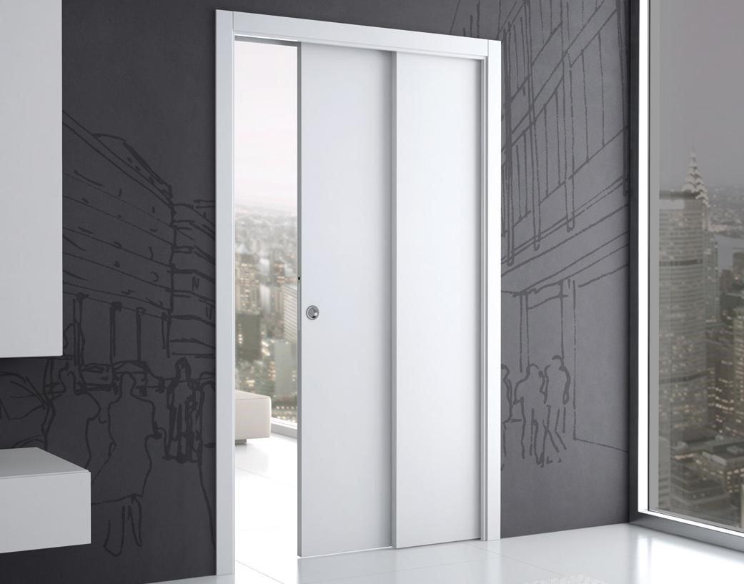 Принципы действия разных видов раздвижных дверей