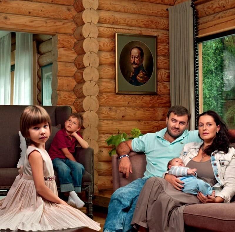 Недвижимость брутального актера Михаила Пореченкова