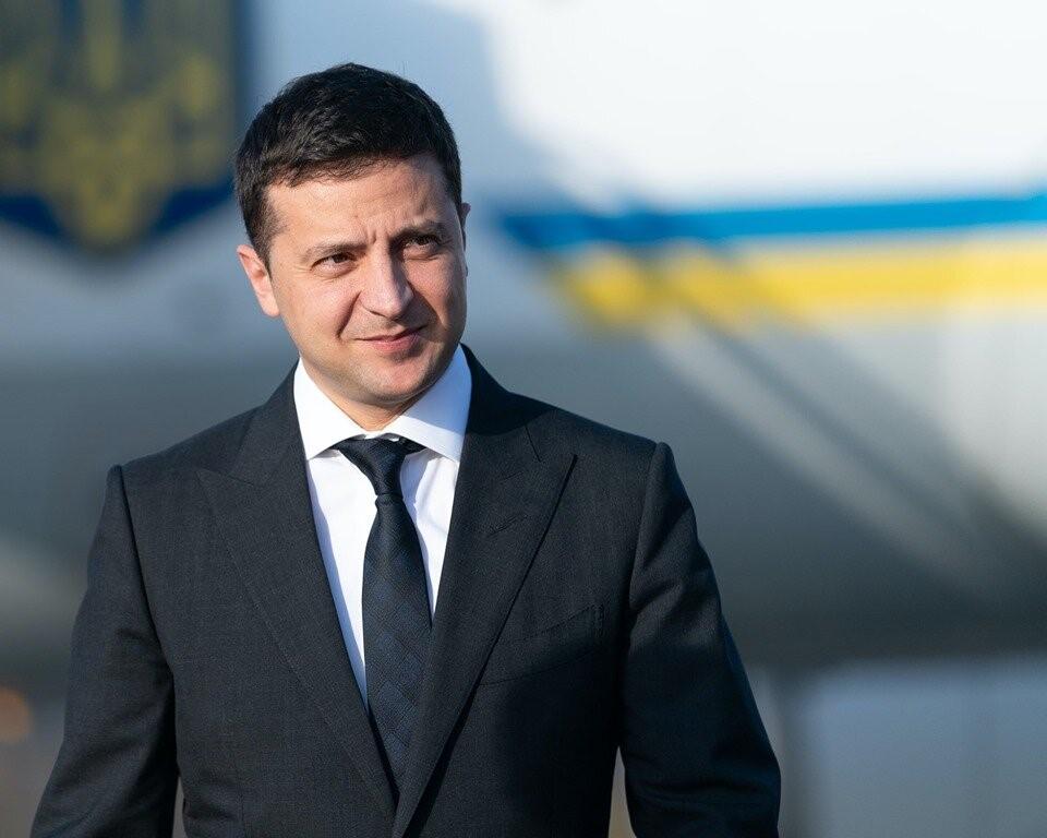 Какая недвижимость находится во владении действующего президента Украины